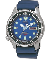 Promaster Sea 42mm Automatic Blue 20 ATM Day/Date Diver with Rubber Strap