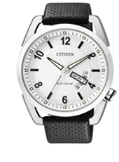 Sport Eco-Drive 42mm Gents Watch with DayDate
