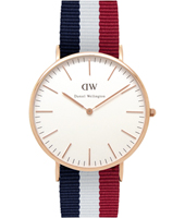 DW00100003 Classic Cambridge 40mm