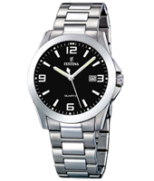 40mm Steel Kids Watch with Date