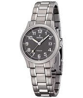 31mm Titanium Ladies Watch with Date