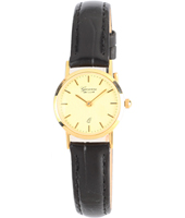 21.70mm Real 14ct Gold Ladies Watch