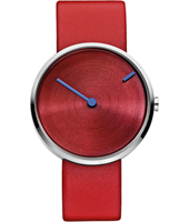 255 Curve 38mm Red Design Watch