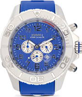 Chrono Series 48mm Large Blue Chronograph Diver