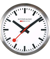 Wall Clock 40cm 400mm Large Swiss design Clock
