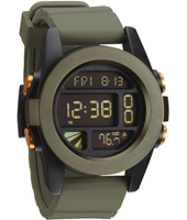 Unit 49mm Low Temp Resistant Army Digital Dual Time Chrono