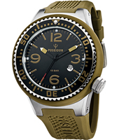 X-Large  52mm Khaki-Black-Khaki Diver
