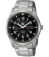 Seiko 5 42mm Automatic Gents Watch with DayDate