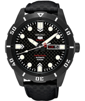 Seiko 5 Sports 45mm Automatic Diver with DayDate
