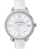Aila Day White Ladies Watch