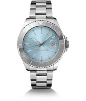 Marina Silver Ladies Watch with Date