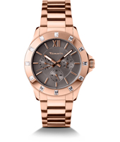 Ruby Rose Gold Ladies Watch with DayDate