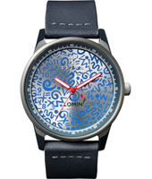 Lomin Hattie Stewart Blue 38mm