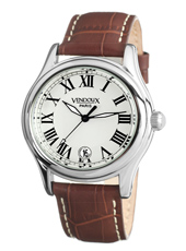 Lyon Classic Watch with Roman Numerals